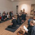 Zen Zeremonie Chanting