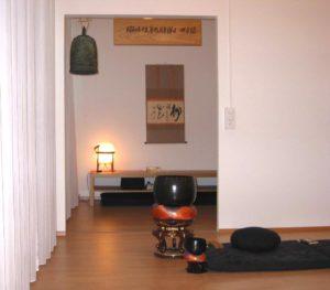 Gong und Glocke Zendo Rinzai Zen Gesellschaft Zürich