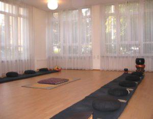 Zendo der Rinzai Zen Gesellschaft in Zürich