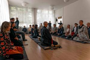 Zen Zeremonie