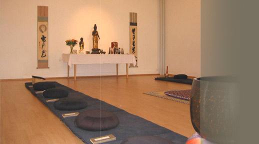 Zen Meditation Zürich