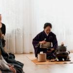 Japanische Tee-Zeremonie